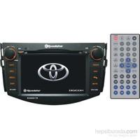"""Roadstar RD9000TR 7"""" Toyota RAV4 Multimedya Oynatıcı"""