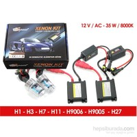 Space Xenon Kit H27 8000K 12V-DC 35W