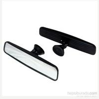Automix İç Dikiz Aynası Orta Vantuzlu Kayık 29 Cm