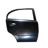 Kıa Rıo- Iıı- 06/11 Arka Kapı Komple R Siyah Band Delikli (Sedan