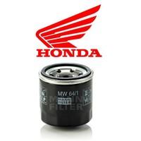 Mann Mw64/1 Honda Motorsiklet Yağ Filtresi