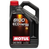 Motul 8100 Eco-Nergy 0W30 5 Litre
