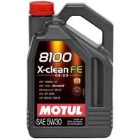 Motul 8100 X-Clean Fe 5W30 5 Litre