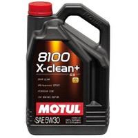 Motul 8100 Eco-Clean+ 5W30 5 Litre