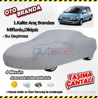 Autocet Hyundai Getz Araca Özel Oto Brandası (Miflonlu, Dikişsiz) 4020A