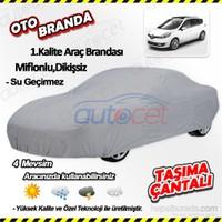 Autocet Renault Scenic Araca Özel Oto Brandası (Miflonlu, Dikişsiz) 4117A
