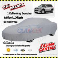 Autocet Suzuki Grand Vitara Araca Özel Oto Brandası (Miflonlu, Dikişsiz) 4140A
