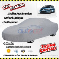 Autocet Volkswagen Golf Araca Özel Oto Brandası (Miflonlu, Dikişsiz) 4157A