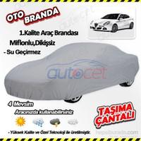 Autocet Alfa Romeo Giulietta Araca Özel Oto Brandası (Miflonlu, Dikişsiz) 3916A