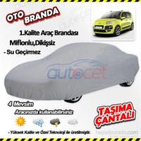 Autocet Citroen C3 Picasso Araca Özel Oto Brandası (Miflonlu, Dikişsiz) 3967A