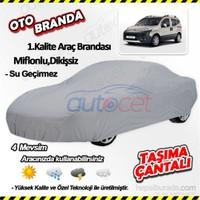 Autocet Fiat Fiorino Araca Özel Oto Brandası (Miflonlu, Dikişsiz) 3991A