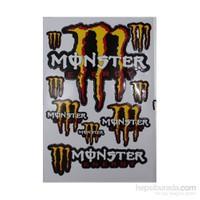 Tex 662 Monster Stiker
