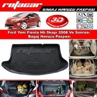 Ford Yeni Fiesta Hb 5kapı 2008 Ve Sonrası Bagaj Havuzu Paspası BG057
