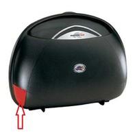 Kappa K623s Çanta Alt Reflektörü Kırmızı K40