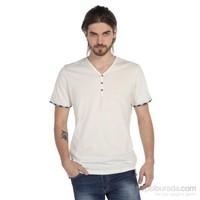 Luwit Erkek V Yaka T-Shirt 101502-105