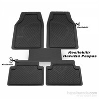 Havuzlu Paspas Siyah Hyundai Accent