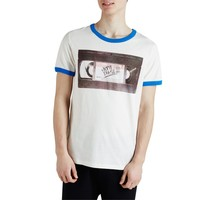 Jack & Jones T-Shirt Jjorretro Ss Crew Neck 12102489-Cld