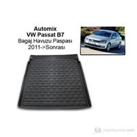 Automix Volkswagen Passat B7 Bagaj Havuzu Paspası 2011->Sonrası