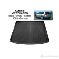 Automix Volkswagen Touareg Suv Bagaj Havuzu Paspası 2003->Sonrası