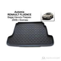 Automix Renault Fluence Bagaj Havuzu Paspası 2009->Sonrası