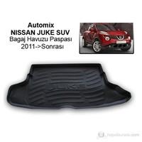 Automix Nissan Juke Suv Bagaj Havuzu Paspası 2011->Sonrası