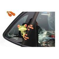 Tsc Araba İçin İlginç Kurbağa Yapıştırması