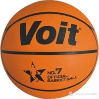 Voit Star Basketbol Topu Turuncu No:7