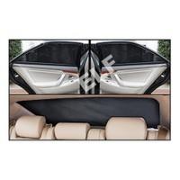 Ford Focus 3 Sedan 2011 Sonrası Lüks Takmatik Perde (3 Parça)