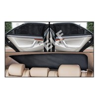 Peugeot 406 Lüks Takmatik Perde (3 Parça)