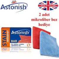 Astonish Zor Lekeleri Çıkarıcı Sabun + Bez Hediyeli