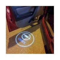 Carda Kapı Altı Logo Opel 7W