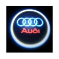 Carda Kapı Altı Logo Audi 7W