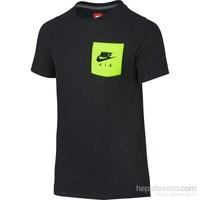 Nike 820521-032 B Nsw Top Ss Air Hybrid Çocuk T-Shirt