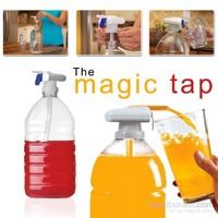 Actto Pilli Damacana Pompası Magic Tap (5Lt Şişe ve Petler İçin)