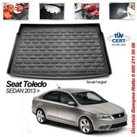 Seat Toledo Sedan Bagaj Havuzu 2013 Sonrası
