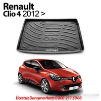 Renault Clio 4 Bagaj Havuzu 2012 Sonrası