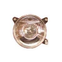 Bmw 5 Serı- E34- 88/95 Far Lambası Sağ Dış Kısa Hüzme
