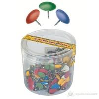 Ark Renkli Raptiye Plastik Makro Kutu (150 gr)