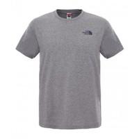 The North Face T0c242dyy M S/S Redbox Tee Erkek T-Shirt