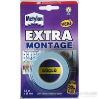 Metylan Extra Montaj Tamir Bandı 19mm x 1,50m