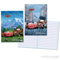 Keskin 280200-33 Cars A4 Güzel Yazı Defteri 40 Yaprak