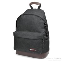 Eastpak Ek81177H Wyoming Black Denim Sırt Çantaları