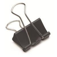 Mas Omega Çelik Kıskaç (siyah 25mm) 3'lü Paket