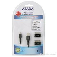 ATABA AT-521SMART Tablet ve Smart Telefon Kablo Seti