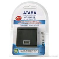 AT-521USB USB Şarj Aleti