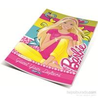 Gıpta 5451 Barbie Güzel Yazı Defteri A5 40 Yaprak
