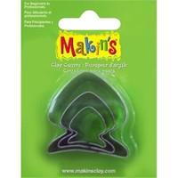 Makin's Clay Balık Kesme Kalıbı (36014 )