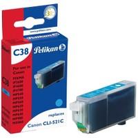 Pelikan Canon Clı-521C Cyan Kartuş