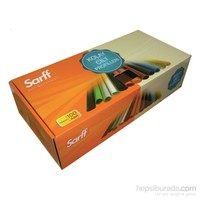 Sarff 6 mm Oval Sırtlık(Kolay Cilt Profili) 15203002