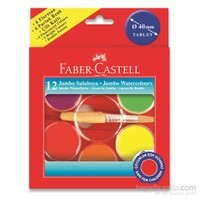 Faber-Castell 40mm Jumbo Suluboya 12 Renk (5292125015)